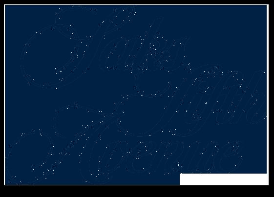 Saks logo blue